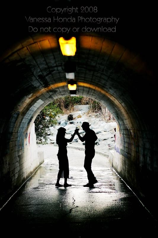 Tunnel dance