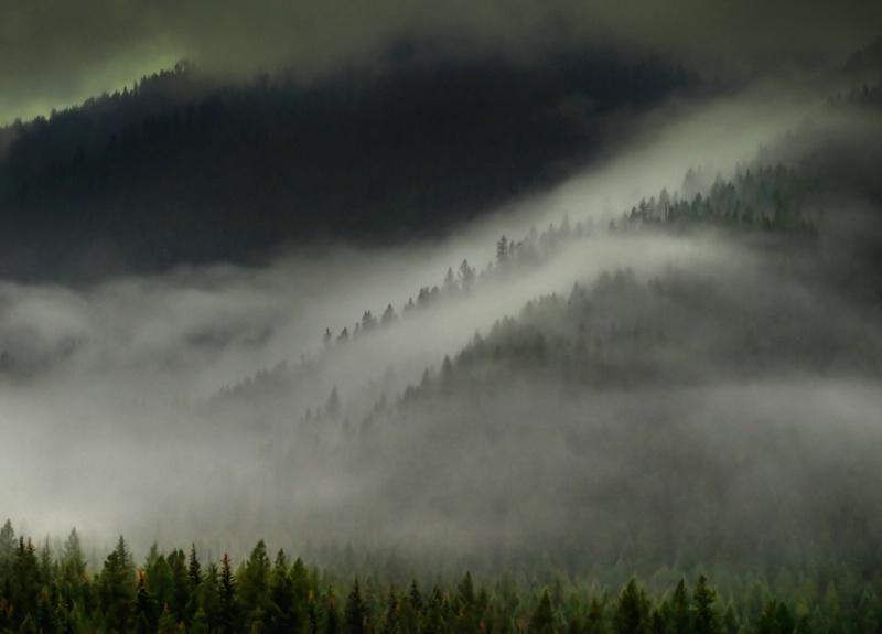 Misty Mountians