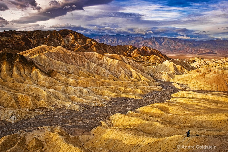 Zabriskie Point, Sunrise