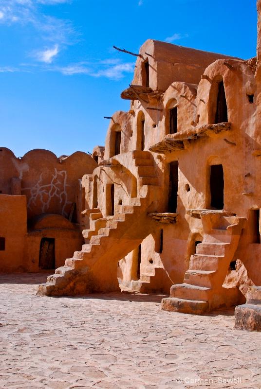 Berber Granary 2 - ID: 7407513 © Carmen B. Sewell