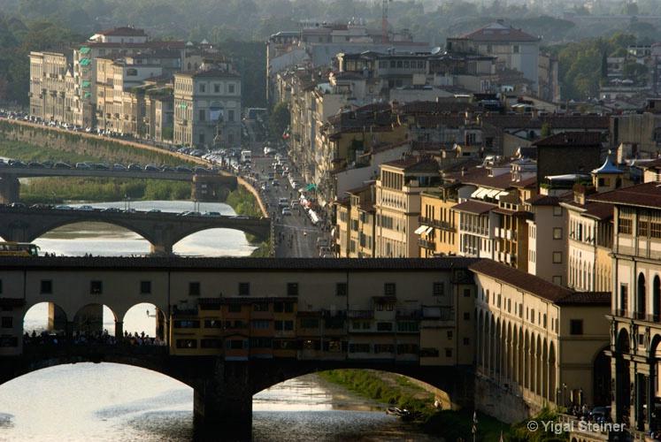 Ponte Vecchio - Old Florence Bridge