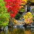 © Jim Kinnunen PhotoID # 7418711: Fall Dressed Water Fall