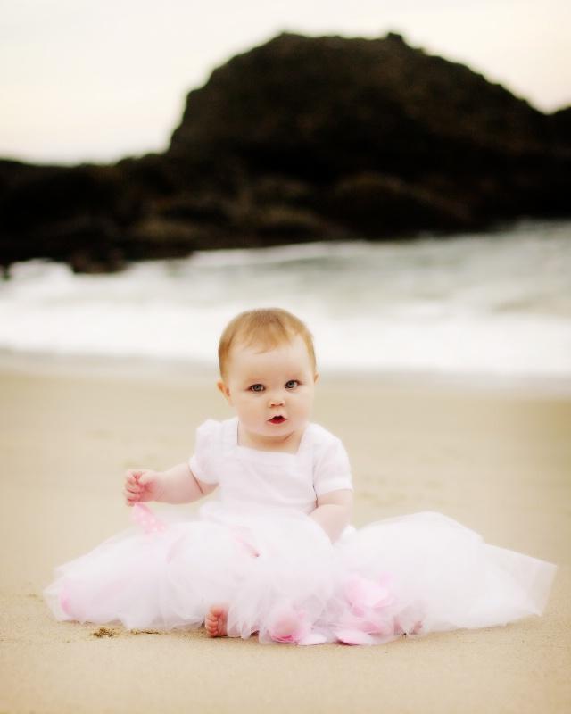 Beach Baby Ballerina