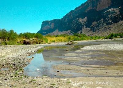 Rio Grand River - ID: 7434788 © Carmen B. Sewell