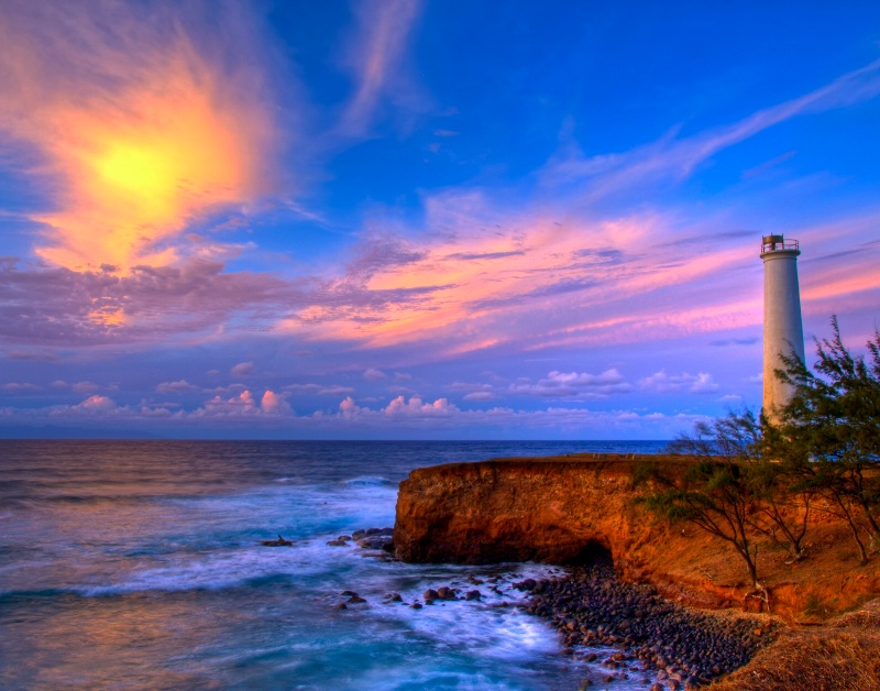 Lighthouse Glow