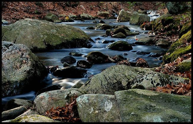 River Stones...