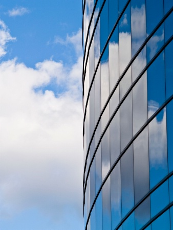Skyward Reflections