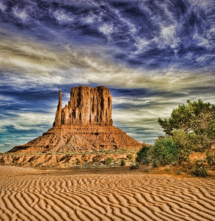 Monument Valley Flair