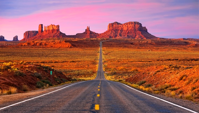 Mile 13 @ Monument Valley
