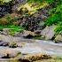 © Krystian Madejski PhotoID # 7530006: Brook and stones impression dreamscape