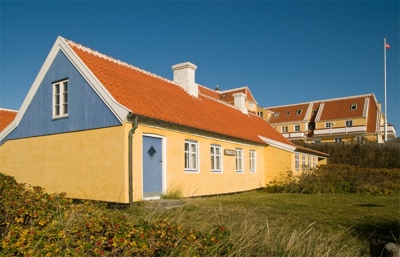 Yellow, Red and Blue - Skagen