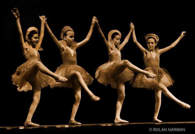 Ballet Together
