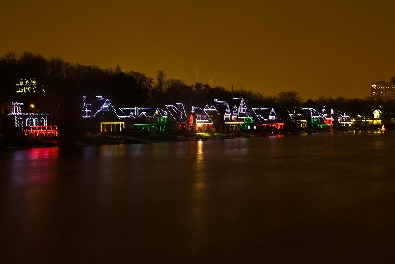 Holidays At Boathouse Row