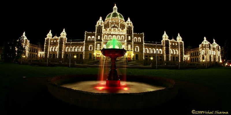 Legislative Assembly of British Columbia - Canada