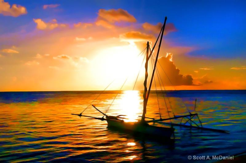 Paint Sail