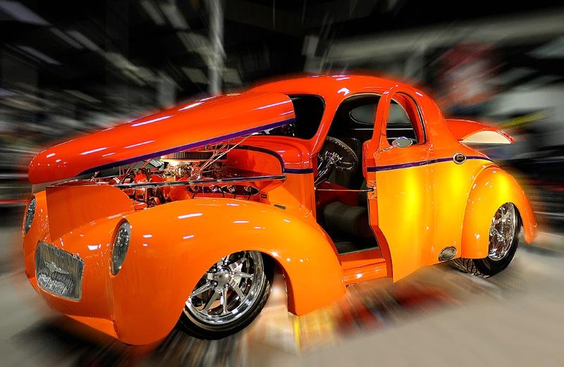 Wheels Of Boston Car Show