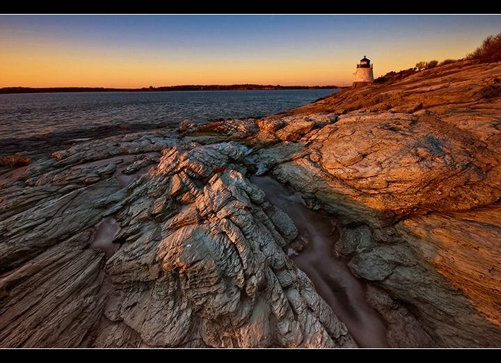 Beam on the Rocks
