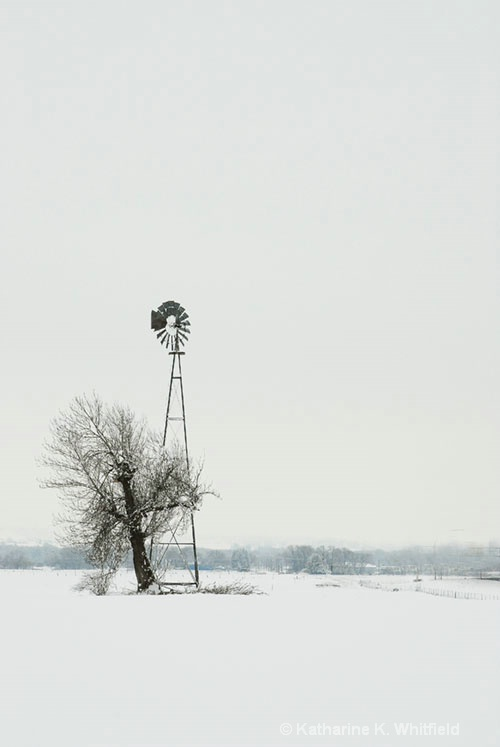 Windmill  - ID: 7730589 © Kathy K. Whitfield