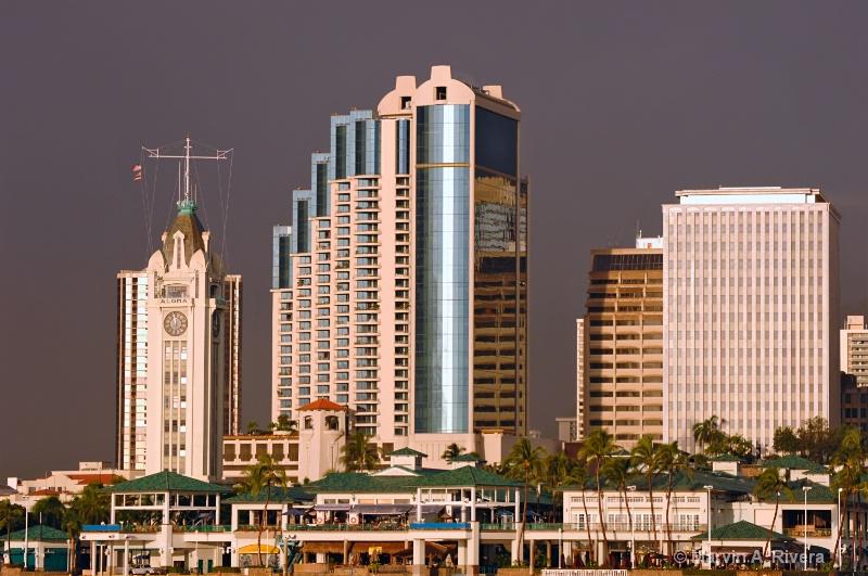 The Aloha Tower II