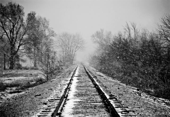 Tracks To Nowhere.....