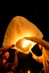 Festival light-up