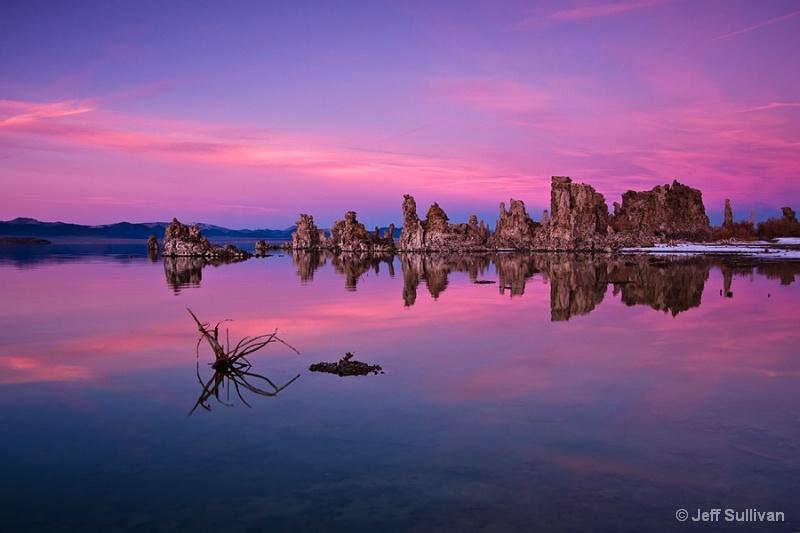 Dreaming of Mono Lake