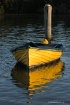 Yellow Rowboat 1