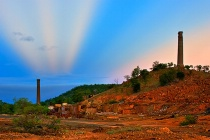 The Old Chillagoe Smelters