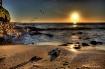 Sunset Flight of ...