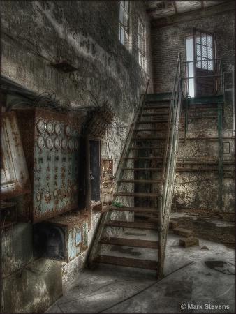 Boiler Room Stairs