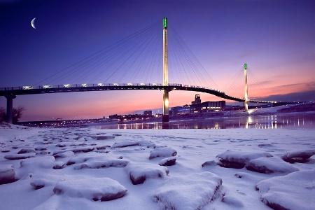 Winter's Bridge