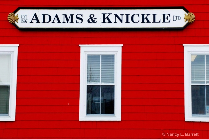 Adams & Knickle Building