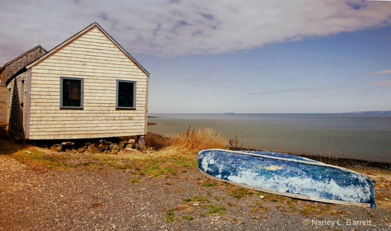 Hall's Harbour Cabin