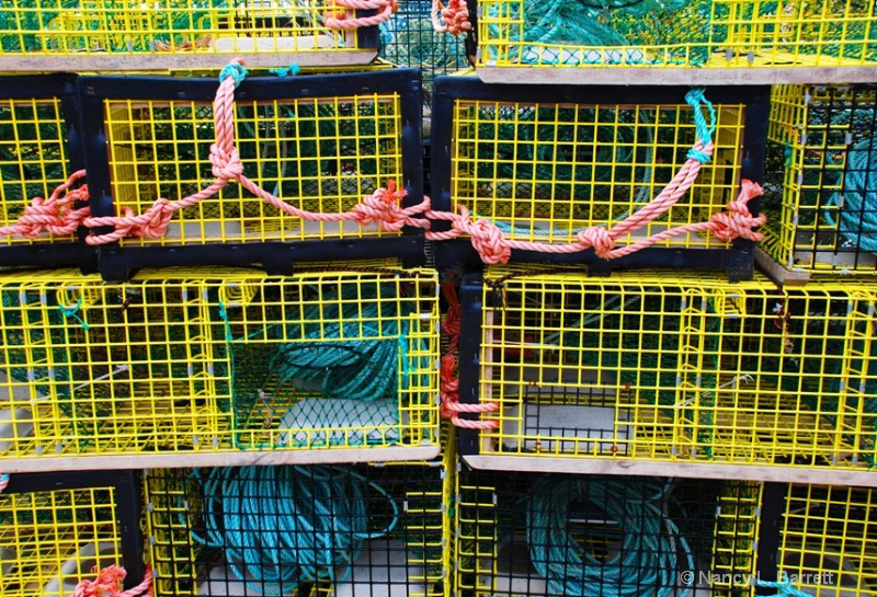 Lobster Traps, New Style