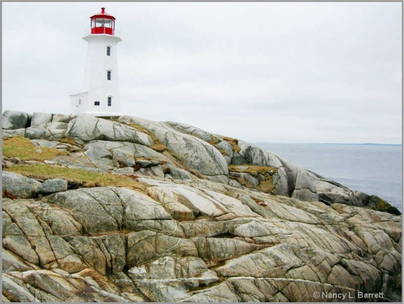 Lighthouse, Peggy's Cove