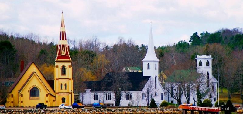 Three Churches
