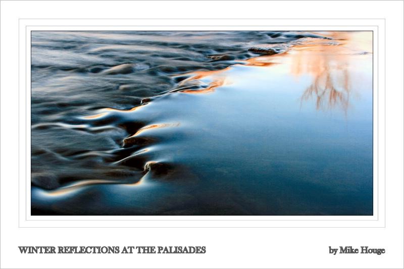 Palisade reflections