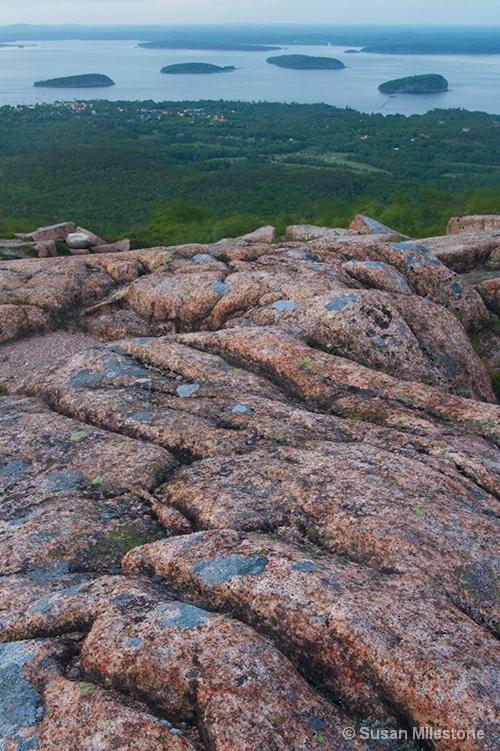 Cadillac Mtn Acadia NP 7099a - ID: 7844183 © Susan Milestone