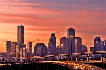 Houston at Dawn 2