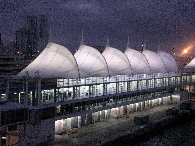 Miami Port..World's Largest Port