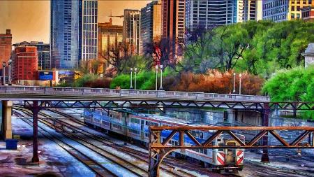Train Watching