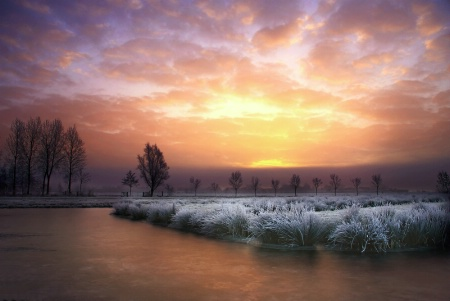 Winter Daybreak