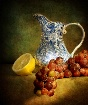 Pitcher With Frui...