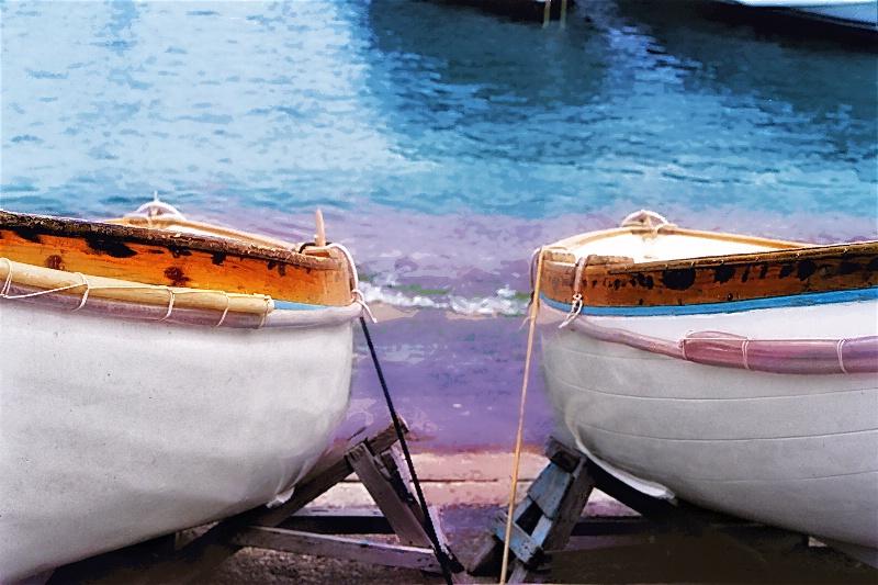Boats - ID: 7868357 © Lynn Andrews