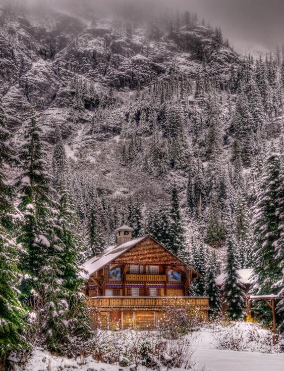 Alpine get away...