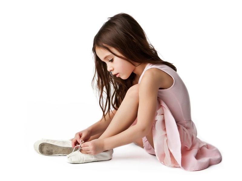 A Dancer's Shoes