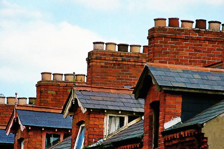 Belfast Rooftops - ID: 7902234 © Karen E. Michaels