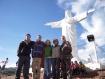 Between Cusco and...