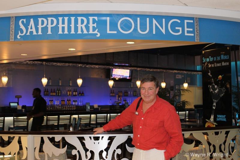 Sapphire Lounge JFK - ID: 7928656 © Wayne R. Wright