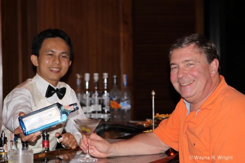 Bangkok, Peninsula, The Bar - ID: 7928667 © Wayne R. Wright